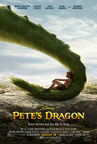 Pete's Dragon preview