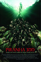 Piranha 3DD preview