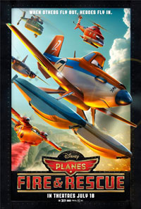 Planes: Fire and Rescue preview