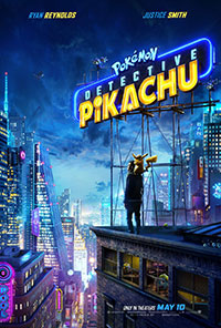 Pokémon Detective Pikachu preview