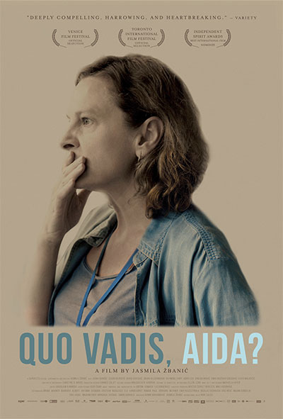 Quo Vadis, Aida? preview