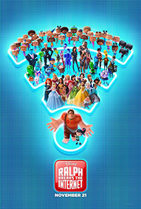 Ralph Breaks the Internet preview