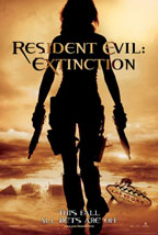 Resident Evil: Extinction preview