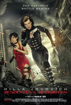 Resident Evil: Retribution preview