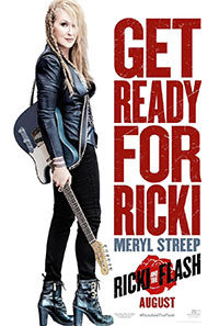Ricki and the Flash preview