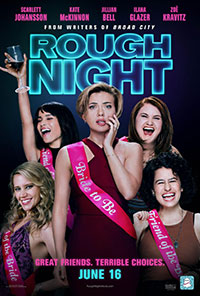 Rough Night preview