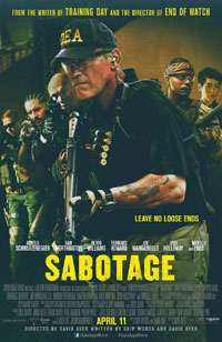 Sabotage preview