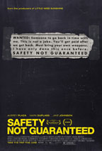 Safety Not Guaranteed preview