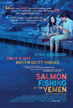 Salmon Fishing in the Yemen preview