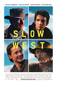 Slow West preview