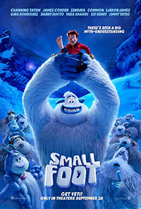 Smallfoot preview