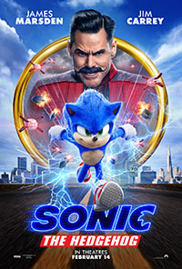Sonic the Hedgehog preview
