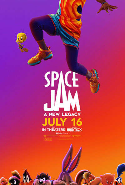 Space Jam: A New Legacy preview