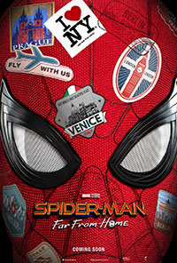Spider-Man: Far From Home preview