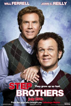 Step Brothers preview