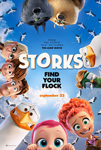 Storks preview