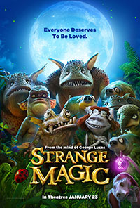 Strange Magic preview