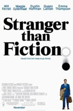 Stranger Than Fiction preview