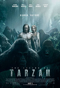 The Legend of Tarzan preview