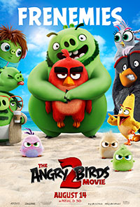The Angry Birds 2 Movie preview