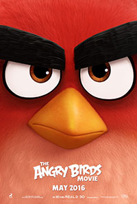 The Angry Birds Movie preview