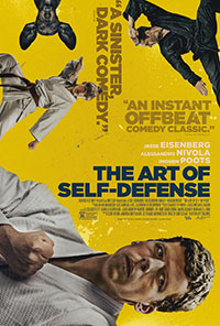 The Art of Self-Defense preview