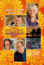 The Best Exotic Marigold Hotel preview