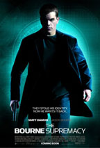 The Bourne Supremacy preview