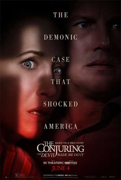 The Conjuring: The Devil Made Me Do It preview