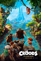 The Croods preview