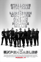 The Expendables preview
