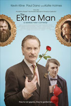 The Extra Man preview