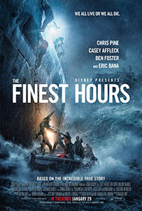 The Finest Hours preview