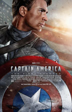 Captain America: The First Avenger preview