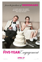The Five-Year Engagement preview