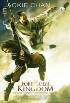 The Forbidden Kingdom preview