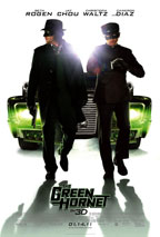 The Green Hornet preview