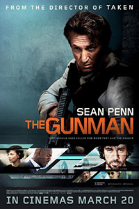 The Gunman preview