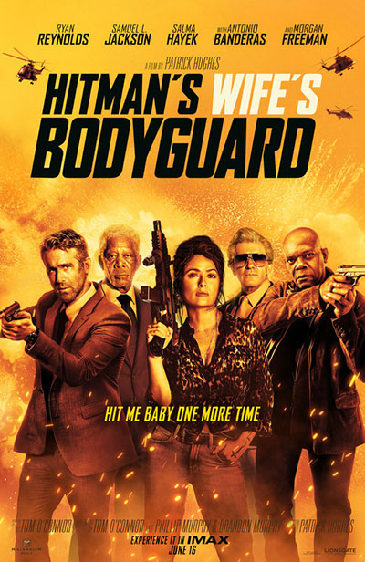 The Hitman's Wife's Bodyguard preview