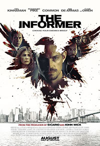The Informer preview