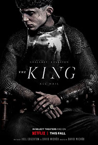 The King preview