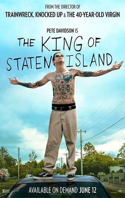 The King of Staten Island preview