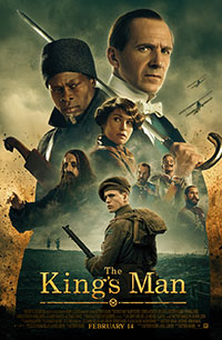 The King's Man preview
