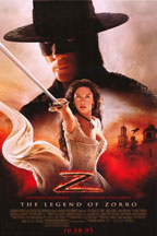 The Legend of Zorro preview