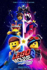 The LEGO Movie 2: The Second Part preview