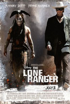 The Lone Ranger preview