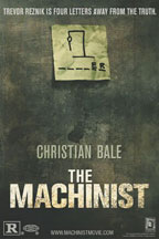 The Machinist preview