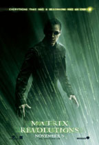 The Matrix Revolutions preview