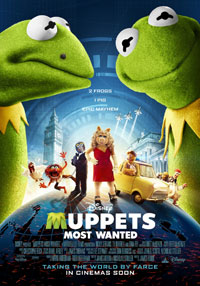 Muppets Most Wanted preview