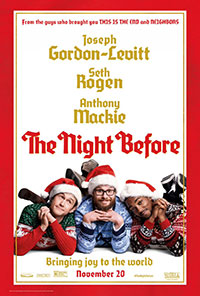 The Night Before preview